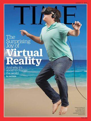 Time virtual reality