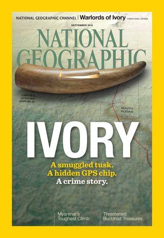 National Geo Ivory