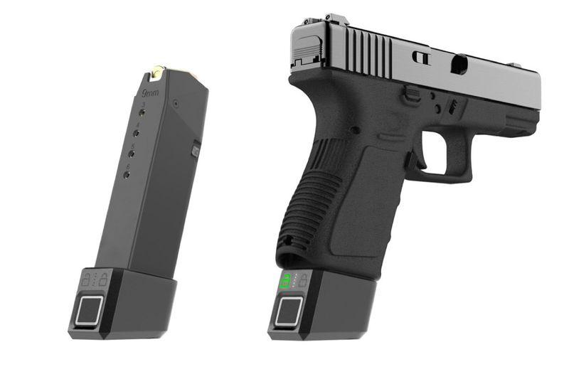 Biometric ammo
