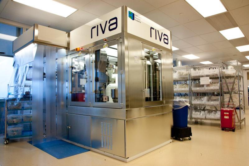 UCSF Robotic Pharmacy