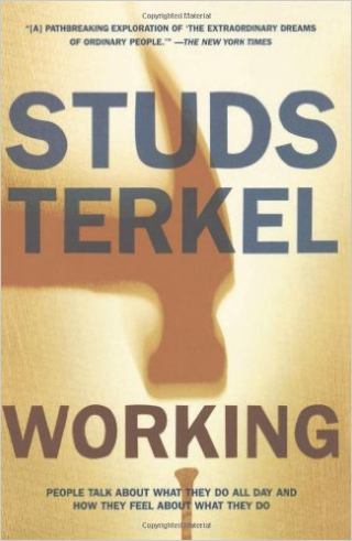 Working Terkel