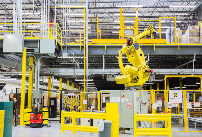 Amazon Robo Stow