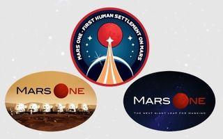 Mars One Stickers