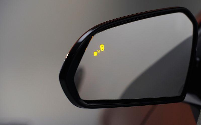 Hyundai Blind Spot