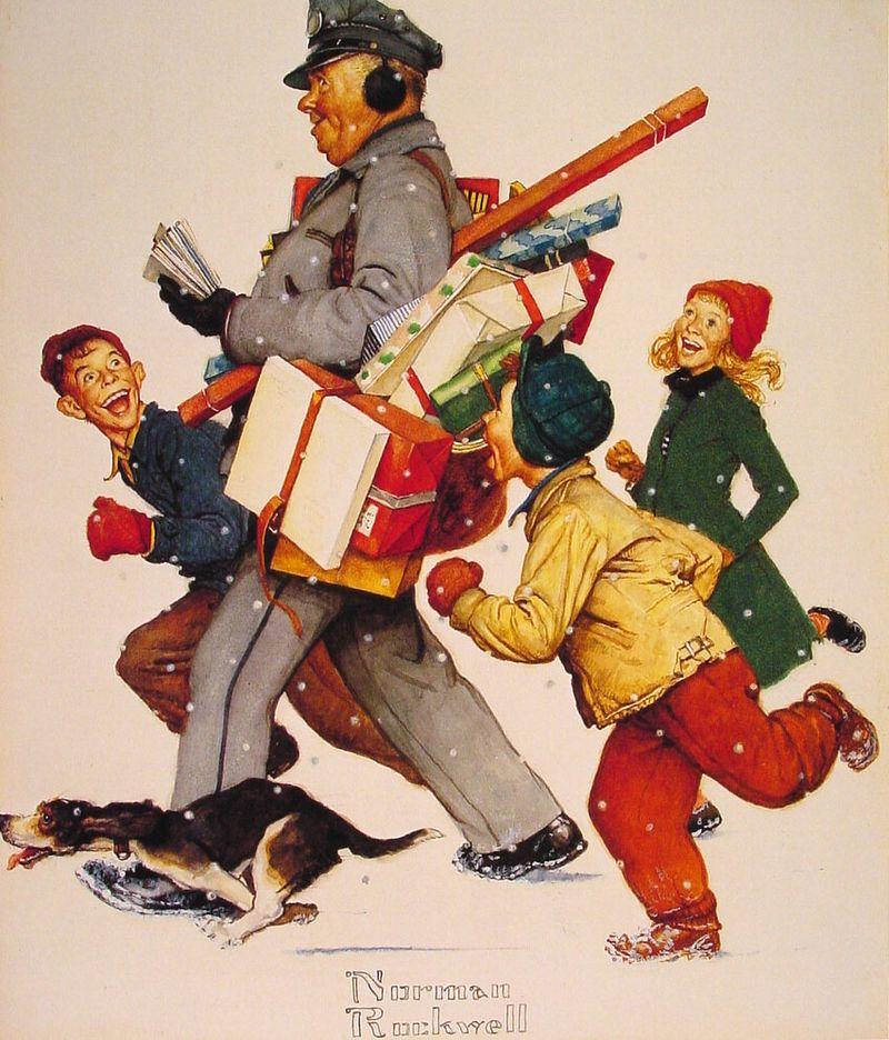 Rockwell - Postman