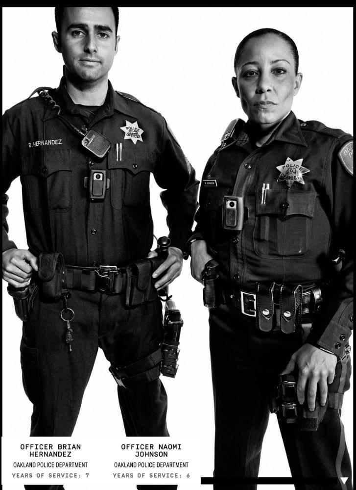 Rockewll Modeern Cops
