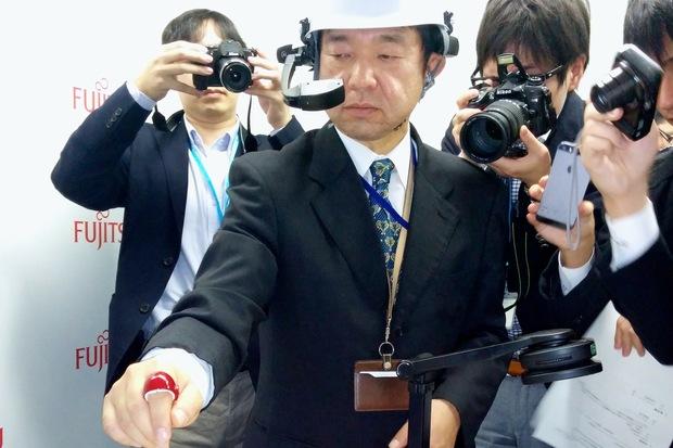 Fujitsu sensor ring