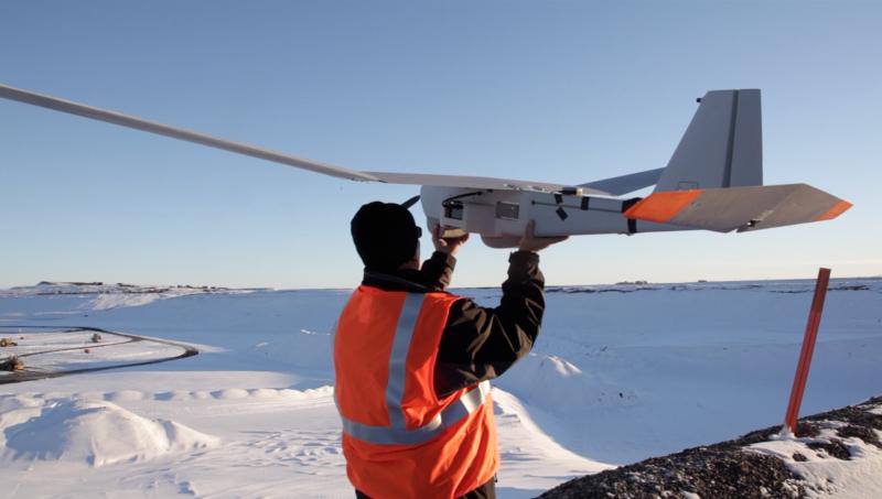 BP Puma Drone