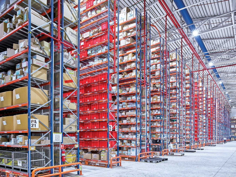Emirates warehouse