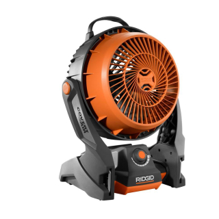 Hurricane Ridgid Fan