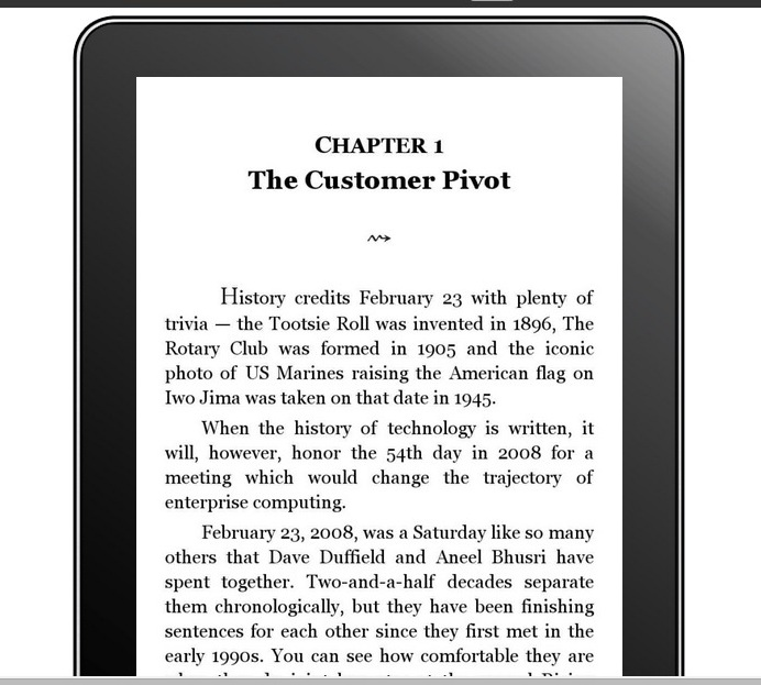 Amazon ipad Chapter 1
