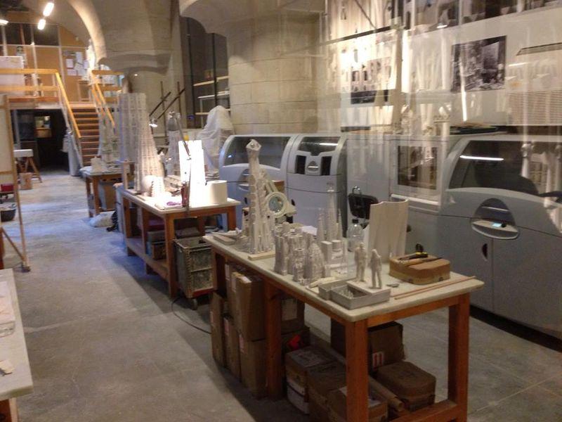 Barcelona Familia 3D Printers