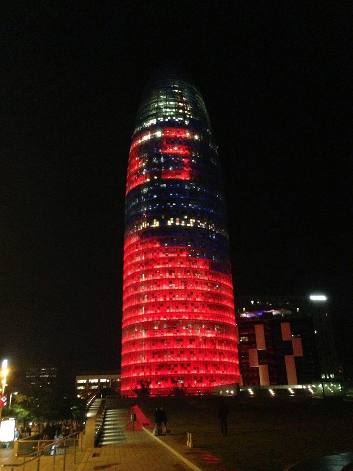 Barcelona Torres Agbar