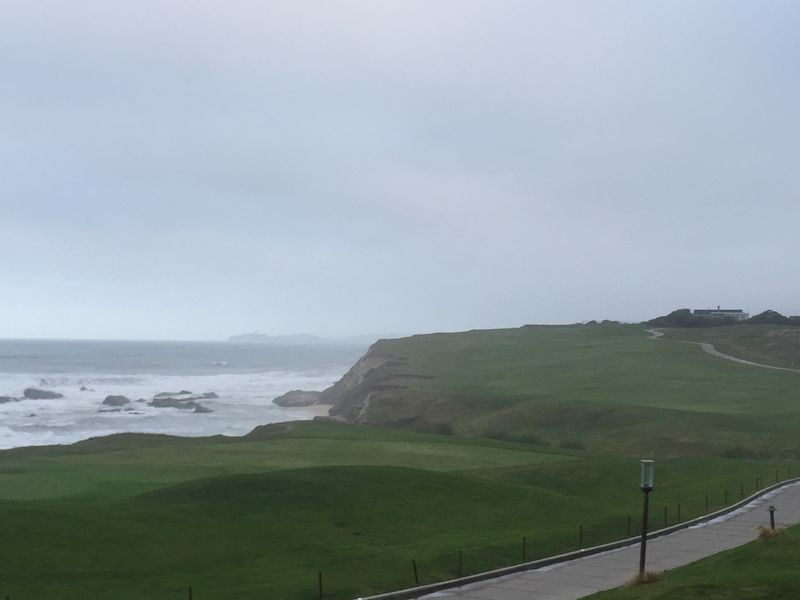 Oracle Half moon bay
