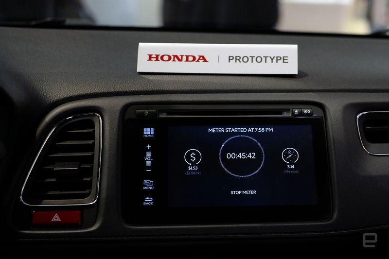 Visa Honda