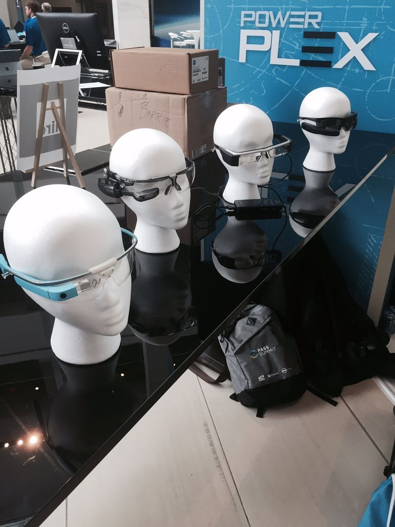 PowerPlex Glasses