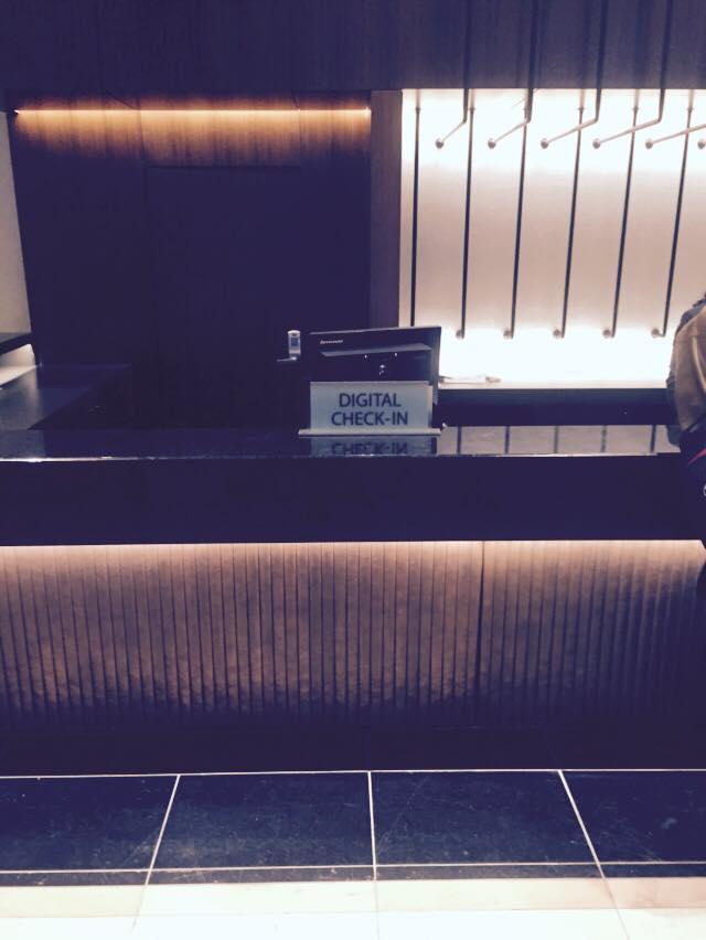 Hilton Digital Checkin