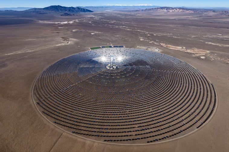 Solar Farm Largest