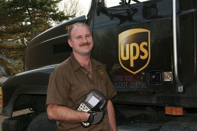 UPS-driver