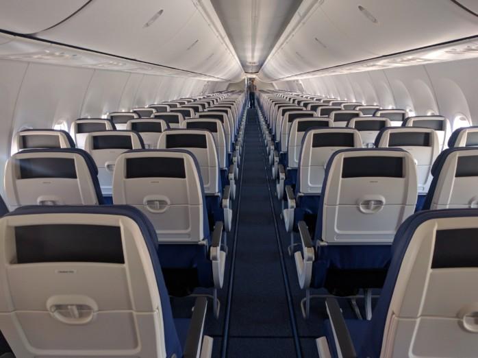 SW 800 seats