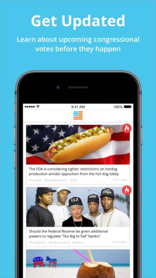 Political App