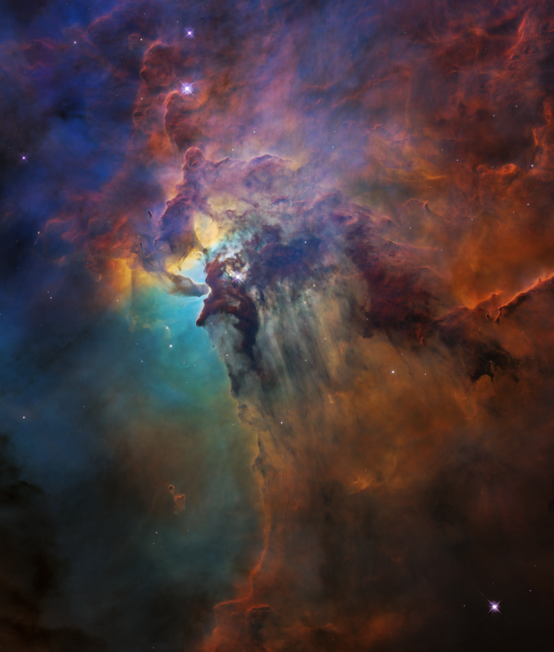 NASA Hubble April 2018