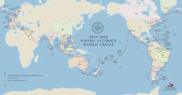 Viking world cruise
