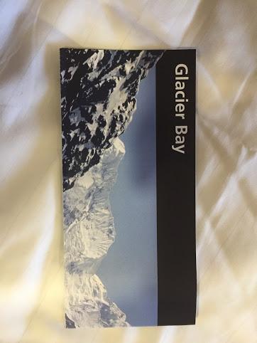 GPS Glacier Bay NP