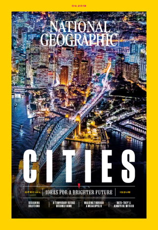 National Geo Ciites of Future