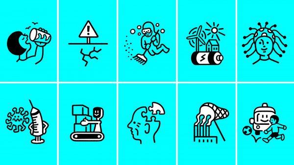 MIT Tech 10 Grand challenges