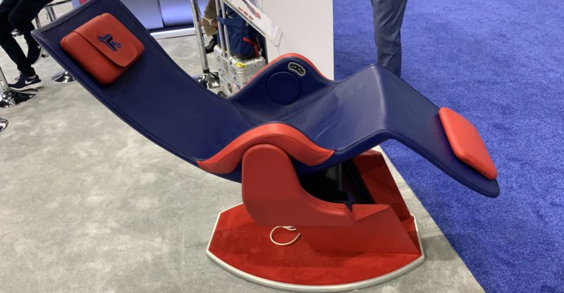 Avio Zero G seat