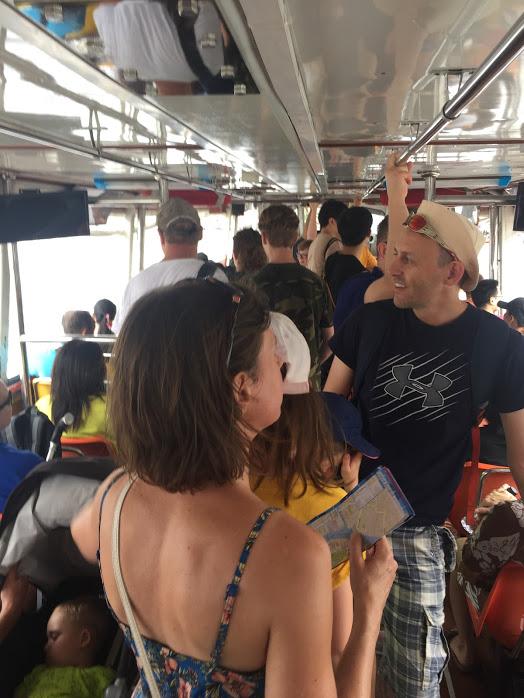 Bangkok River Boat Express 4