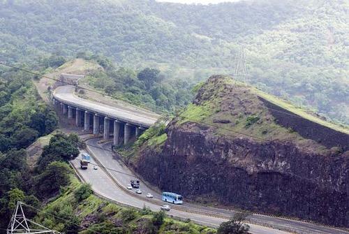 Mumbai Pune Ghats