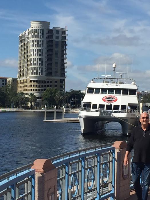 Tampa catamaran