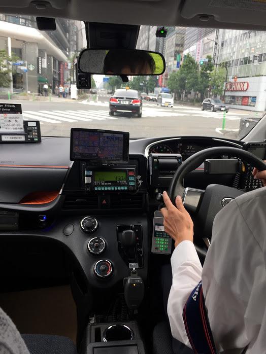 Japan taxi 2
