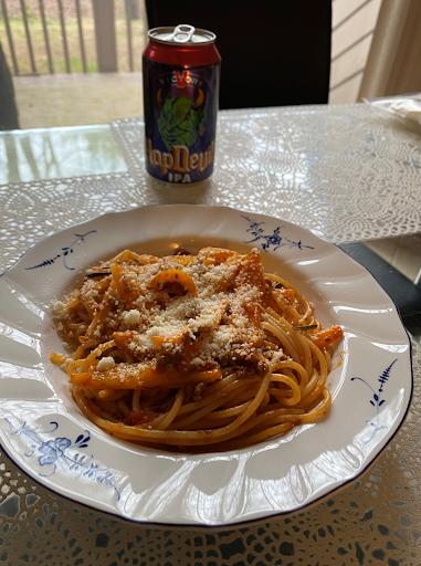 Nitesh spaghetti