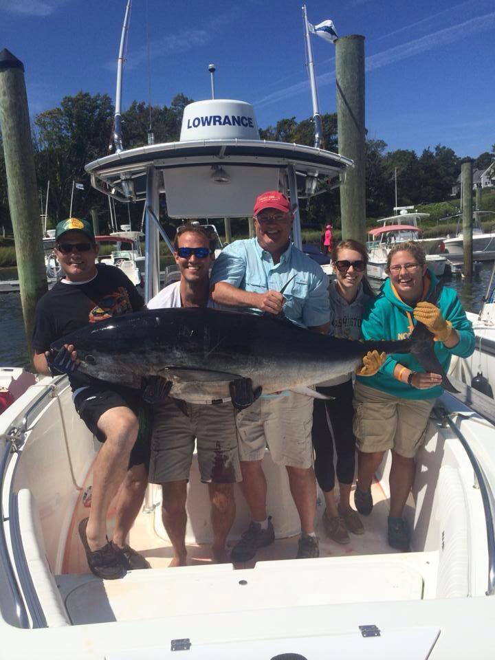 Tom 69 inch Blue Fin Tuna