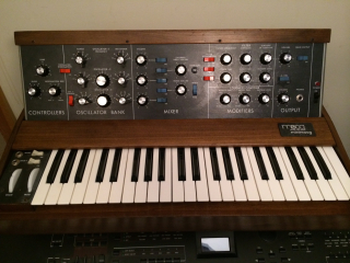 Roy Moog one