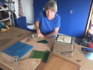 Susanne cutting