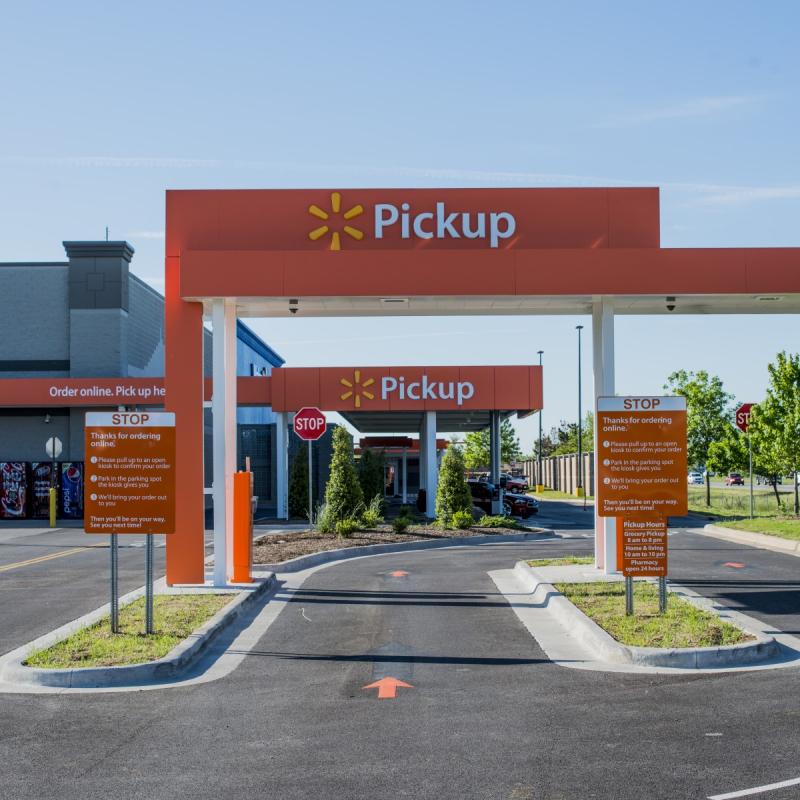 Omni Walmart pickup
