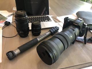 Bill's Camera Equipment
