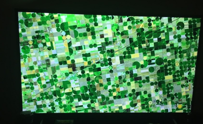 Aerial America Nebraska Crop Circles
