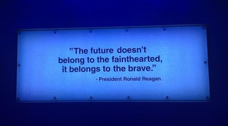 Reagan Challenger