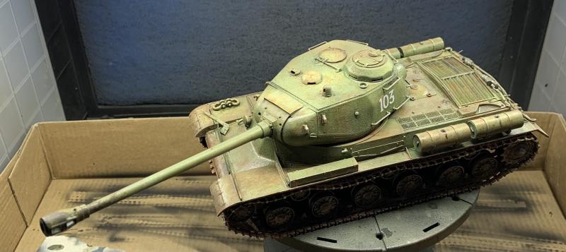Soviet JS-2