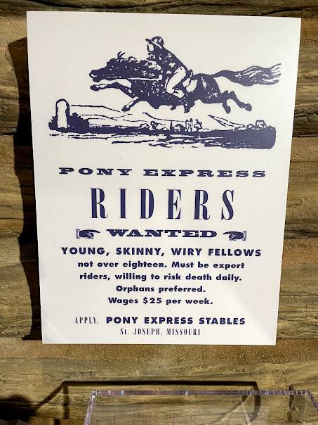 Wyoming Pony Express