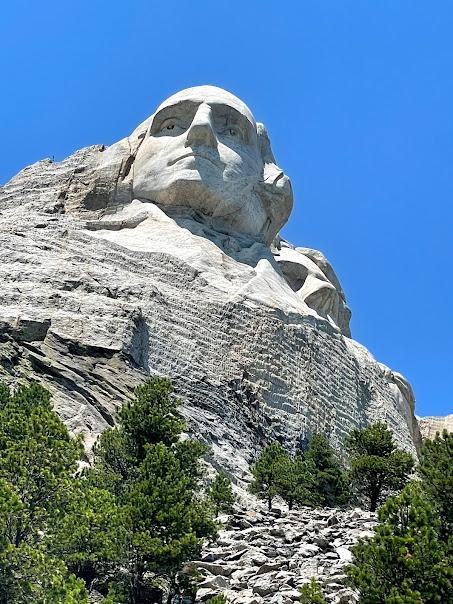 Wyoming Mt Rushmore