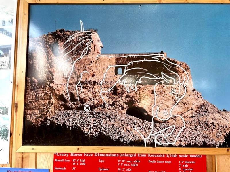 Wyoming Crazy Horse